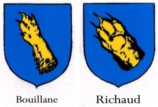 Blason-Bouillane-Richaud