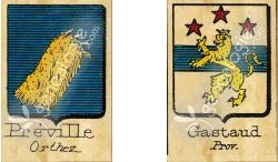 Blason-Preville-Gastaud