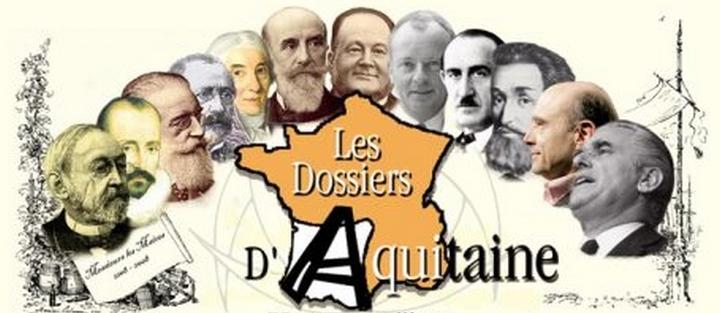 Les Dossiers d'Aquitaine (bandeau)