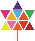 Le logo du 100e anniversaire de la Confédération canadienne (1967)