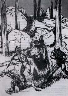 ours-bucherons