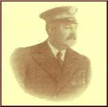 Charles Boyer de Bouillane, Capitaine de frégate