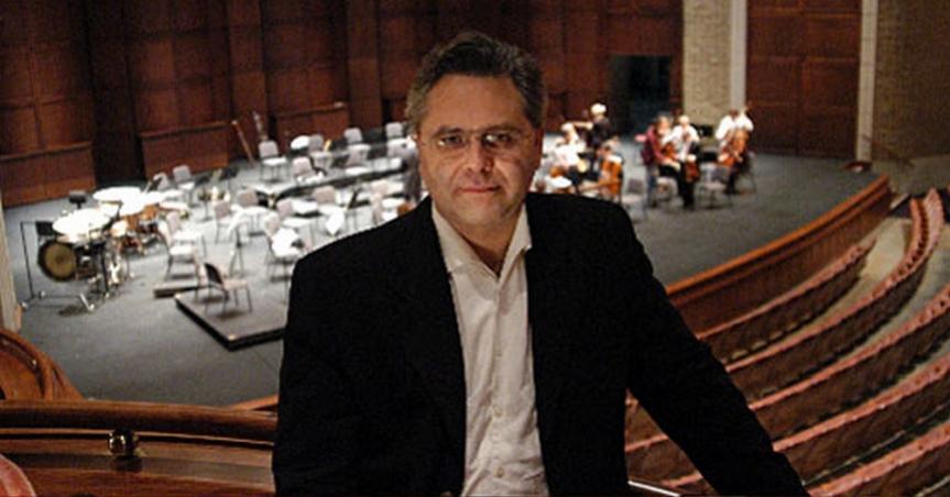 Mon cousin Denys Bouliane — pédagogue, chef d'orchestre et compositeurquébécois