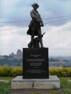 Monument François-Gaston-de-Lévis, terrasse de Lévis