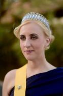 La reine Caroline de Ladonia