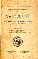 Cartulaire de Richerenches