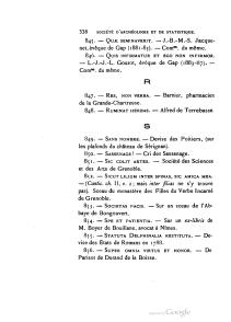Ex-libris BOYER de BOUILLANE - Dauphiné