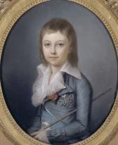 Louis-Charles de France, par Alexandre Kucharski (1792).