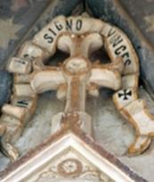 In hoc signo vinces, Rennes-le-Château