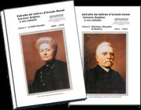 Correspondance d'Ursule Novel, baronne Angleys