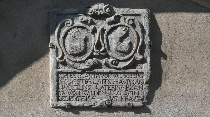 Les deux familles, Planta de Wildenberg et de Bouillanne, sont-elles unies par le sang?
