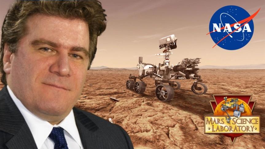 Le nom de Guy Boulianne fut expédié sur la Lune et sur Mars en 2009 et2012