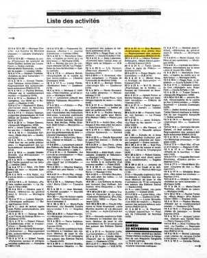 La Presse, 16 novembre 1985, Publireportage. Le Salon du livre, page 12