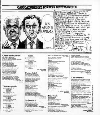 La Presse, 20 mai 1984, Cahier A, page 9