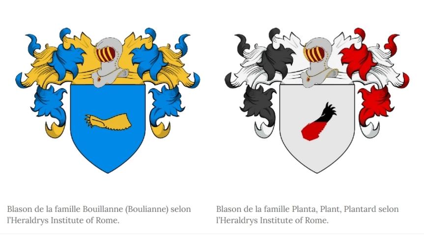 La famille de Bouillanne – Les recherches généalogico-génétiques sepoursuivent