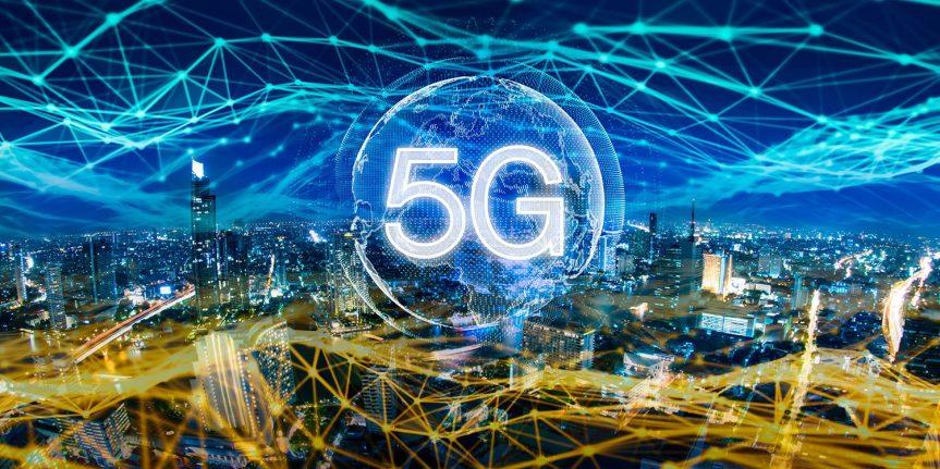 5G Network (bandeau) 03