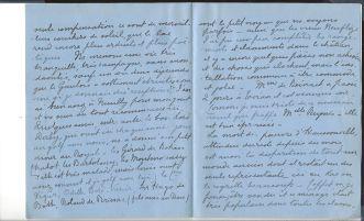 03. Correspondance de Henriette de Belgique, duchesse de Vendôme et d'Alençon