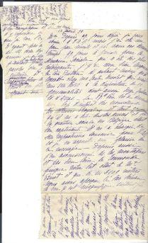 05. Correspondance de Henriette de Belgique, duchesse de Vendôme et d'Alençon