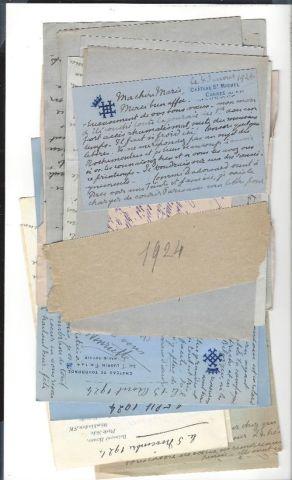 06. Correspondance de Henriette de Belgique, duchesse de Vendôme et d'Alençon
