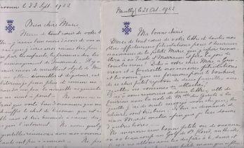 07. Correspondance de Henriette de Belgique, duchesse de Vendôme et d'Alençon