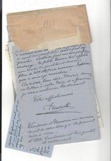 08. Correspondance de Henriette de Belgique, duchesse de Vendôme et d'Alençon