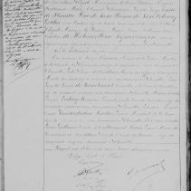 1. Henriette de Belgique - Acte de naissance (1870)