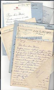 13. Correspondance de Henriette de Belgique, duchesse de Vendôme et d'Alençon