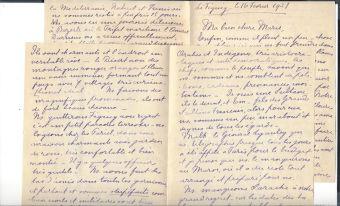 14. Correspondance de Henriette de Belgique, duchesse de Vendôme et d'Alençon