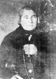 Alexis Tremblay dit Picoté (1787-1859). Crédit Société d'histoire de Charlevoix La Malbaie.