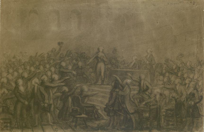 Patte d'Ours – Nos ancêtres sont honorés à l'Assemblée de Vizille(1788)