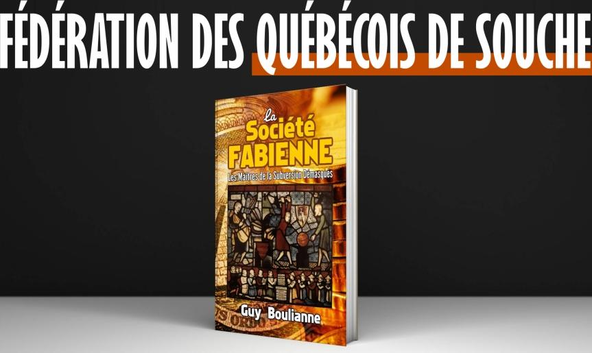 Guy Boulianne obtient une critique de livre par la Fédération des Québécois desouche