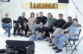L'équipe du film Anunnaki - 02