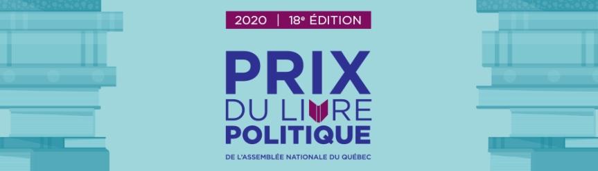 Guy Boulianne participera au Prix du livre politique 2020 de l'Assembléenationale