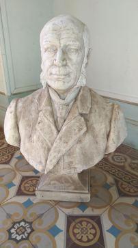 Buste (plâtre) de Paul Boyer de Bouillane - 04