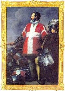 Jean de Valette, grand maître de l'Ordre de Malte