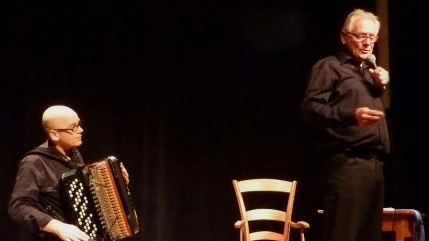 Un autre Fils de l'ours : Patrick Bouillanne, auteur, poète et musicienfrançais