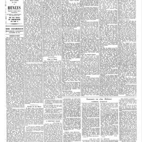 Henry Adrien de Bouillane de Lacoste - The Guardian (London, Greater London, England) Wednesday, October 20, 1954 - Page 4