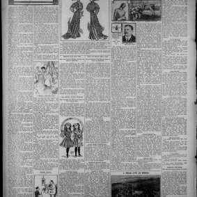 Henry de Bouillane de Lacoste - Neodesha Register (Neodesha, Kansas) Friday, September 04, 1908 - Page 6