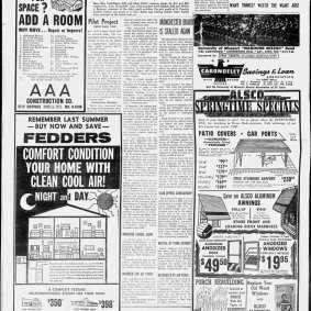 Jean-Noël de Bouillane de Lacoste - St. Louis Post-Dispatch (St. Louis, Missouri) Thursday, April 06, 1967 - Page 90