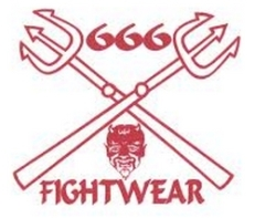 Fightwear666TridentLogo