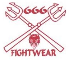 Fightwear666TridentLogo