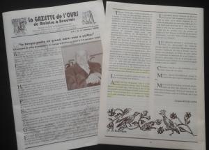 Gazette de l'Ours, No.51, 15 novembre 2000, p. 18 (02)