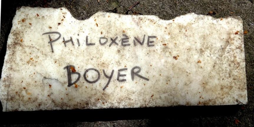Philoxène Boyer, oncle à la 3e génération de mon cousin, Charles Boyer deBouillane