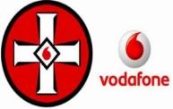 Le logo de Vodafone