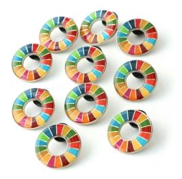 Épinglette des Objectifs de développement durable