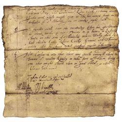 Fawkes signa un aveu sur lequel sa signature tremblante était à peine lisible.