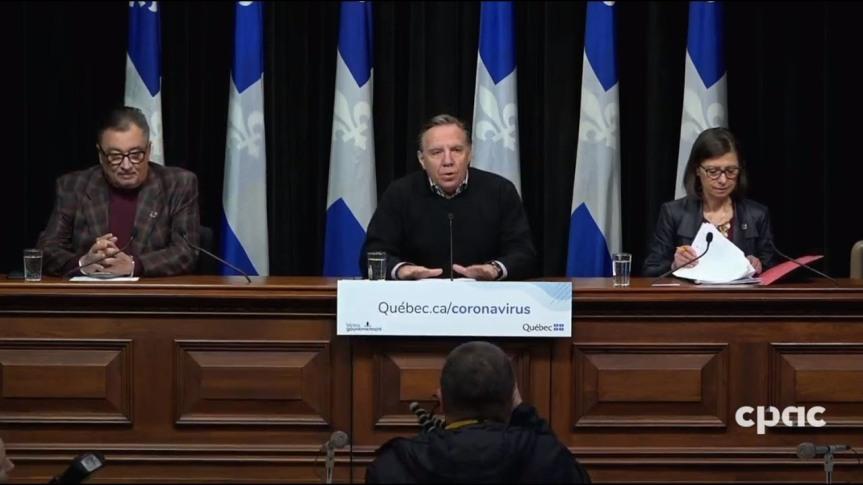 Covid-19: nous exigeons la chloroquine ou l'hydroxychloroquine au Québec —PÉTITION