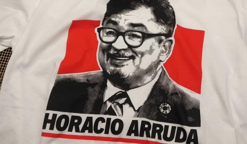 Le Dr Horacio Arruda, Gardien des Objectifs de développement durable (Agenda 2030,ONU)