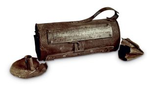 Il a été dit que Fawkes portait cette lanterne la nuit de son arrestation.