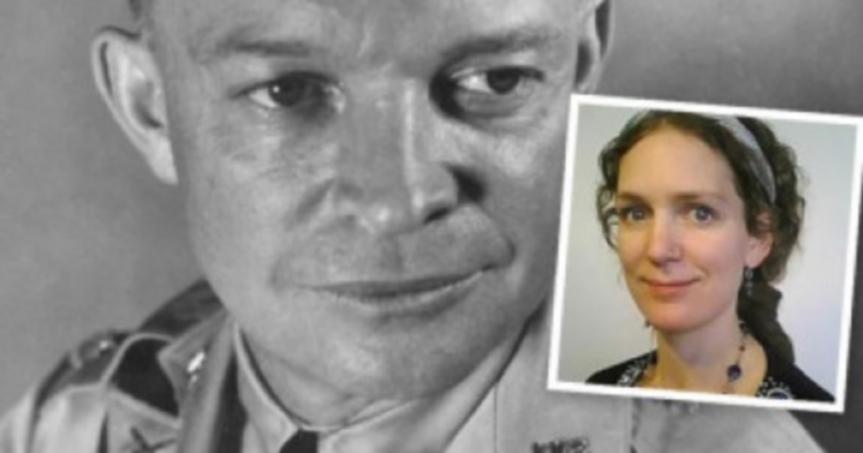 Un message important de Laura Eisenhower, arrière-petite-fille du président Eisenhower, qui s'adresse à l'oligarchie mondialeluciférienne